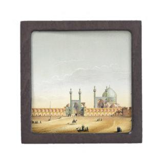 The Royal Palace and the Mesdjid-i-Shah, Isfahan, Premium Keepsake Box