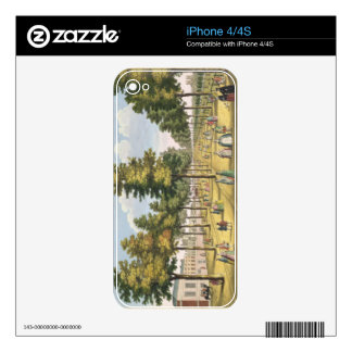 The Royal Palace of St. James's Next the Park (col Decals For The iPhone 4S
