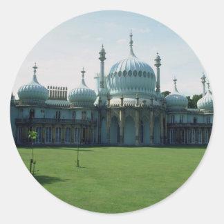 The Royal Pavilion Brighton England Stickers