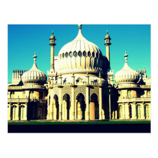 The Royal Pavilion-BRIGHTON Postcard