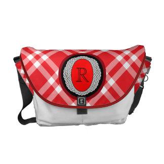 The Royal Picnic Messenger Bag