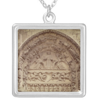 The Royal Portal Silver Plated Necklace