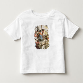 The Royal Princesses Preaching the Holy War Toddler T-shirt