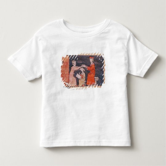 The Royal Prosecutor, the Scribe Toddler T-shirt