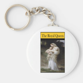 THE ROYAL QUEEN-Innocence Keychain