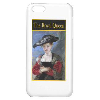 THE ROYAL QUEEN iPhone 5C COVERS