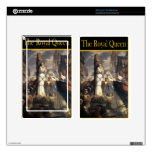 THE ROYAL QUEEN KINDLE FIRE SKIN