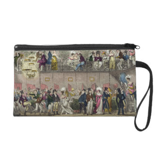 The Royal Saloon, Piccadilly, from 'The English Sp Wristlet Clutches