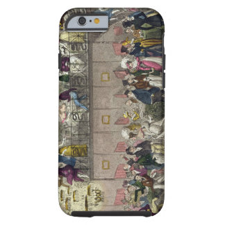 The Royal Saloon, Piccadilly, from 'The English Sp Tough iPhone 6 Case