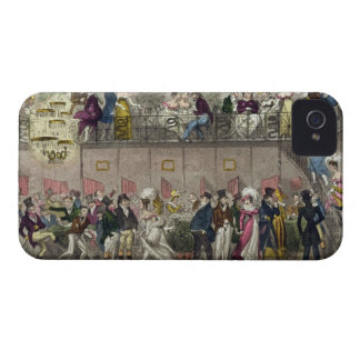 The Royal Saloon, Piccadilly, from 'The English Sp iPhone 4 Case-Mate Cases