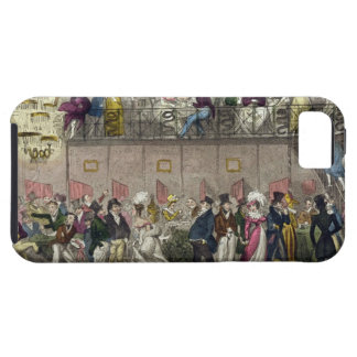 The Royal Saloon, Piccadilly, from 'The English Sp iPhone 5 Cases