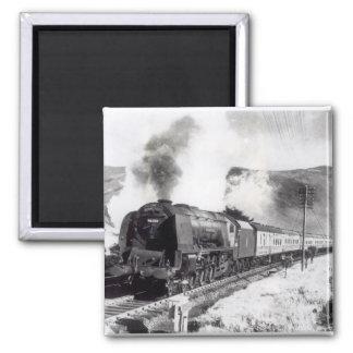 The Royal Scot, intercity locomotive Fridge Magnet