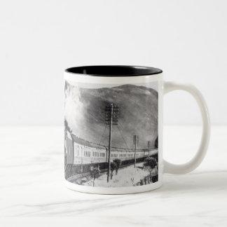 The Royal Scot, intercity locomotive Coffee Mugs