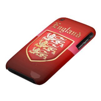 The Royal Shield of England iPhone 3 Case