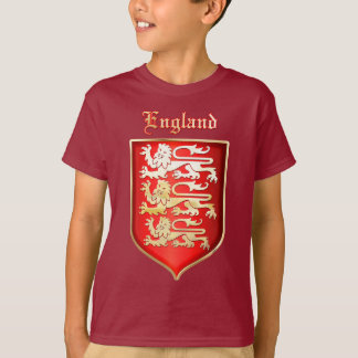 The Royal Shield of England T-Shirt