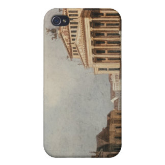 The Royal Theatre and the New Church, 1833 Cover For iPhone 4