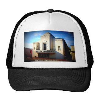 THE ROYAL THEATRE - HOGANSVILLE, GEORGIA TRUCKER HAT
