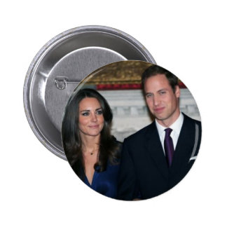The Royal Wedding 2 Inch Round Button