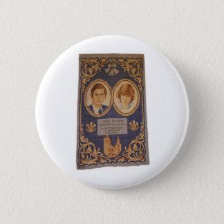 The Royal Wedding: Button