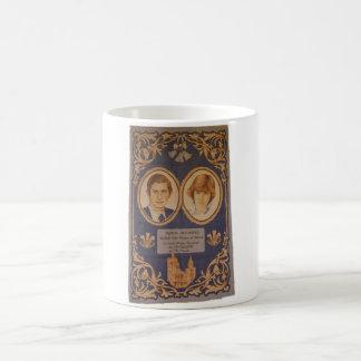 The Royal Wedding: Coffee Mug