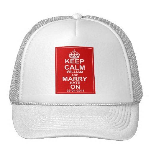 The Royal Wedding Hats