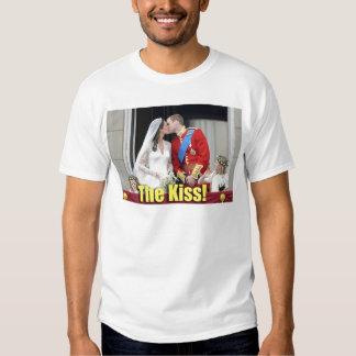 The Royal Wedding KISS 2 Tees