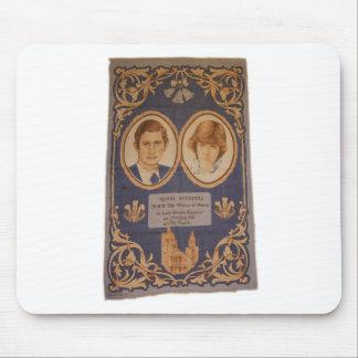 The Royal Wedding: Mouse Pad