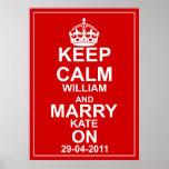 The Royal Wedding Poster