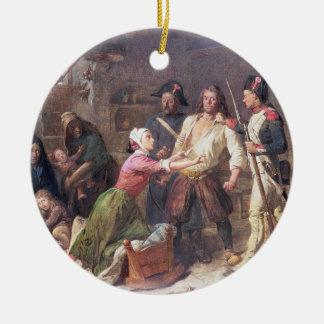 The Royalist, c.1789 Ceramic Ornament