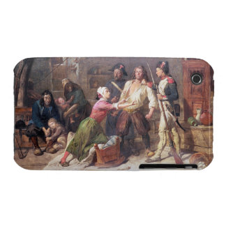 The Royalist, c.1789 iPhone 3 Case-Mate Case