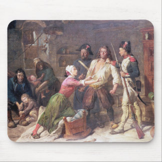 The Royalist, c.1789 Mouse Pad