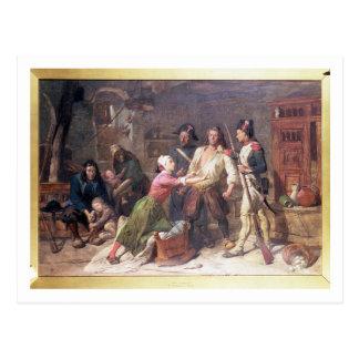 The Royalist, c.1789 Postcard
