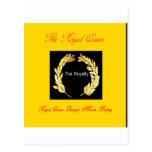 The Royalty-. Royal Queen Georgia Marie Bailey Postcard