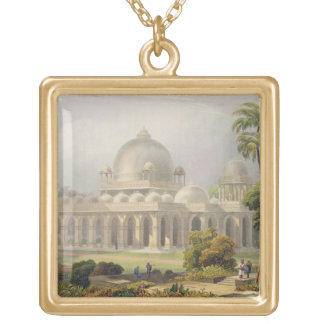 The Roza at Mehmoodabad in Guzerat, or the Tomb of Gold Plated Necklace