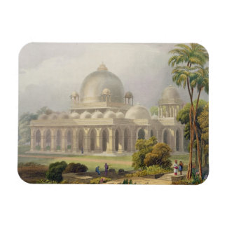 The Roza at Mehmoodabad in Guzerat, or the Tomb of Rectangle Magnets