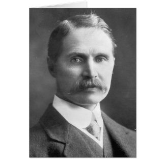The Rt Hon Andrew Bonar Law M.P. Greeting Cards