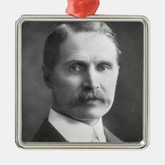 The Rt Hon Andrew Bonar Law M.P. Metal Ornament
