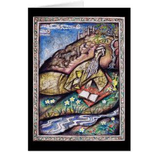 The Rubaiyat of Omar Khayyam Card