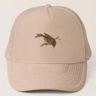 The Ruby-crowned Kinglet(Regulus calendula) Trucker Hat