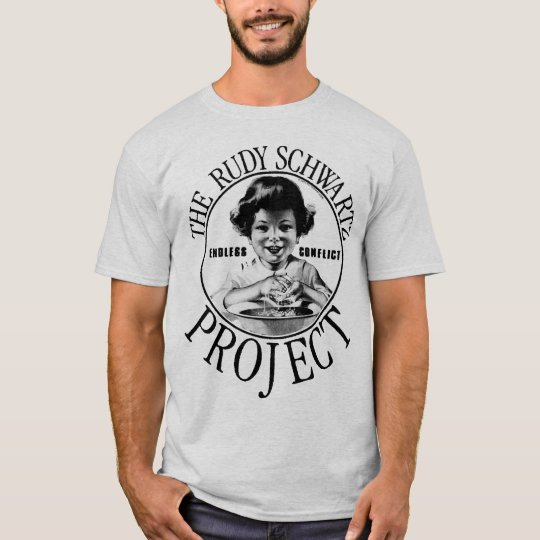 The Rudy Schwartz Project: ENDLESS CONFLICT T-Shirt