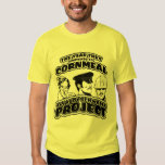 The Rudy Schwartz Project: Rough Trade Trio Tee Shirt