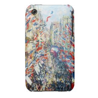 The Rue Montorgueil Paris Festival of June iPhone 3 Case