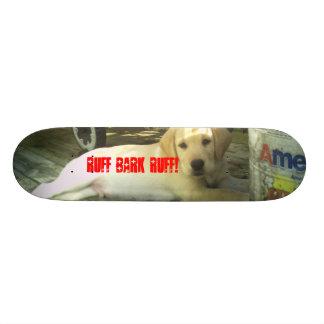 The Ruffing Board Custom Skateboard