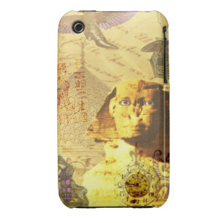 The Ruins of Oubliette- Collaged I Phone Case