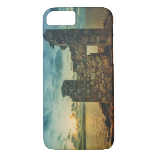 THE RUINS OF THE OLD COPPER MINE iPhone 7 CASE