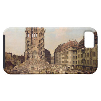 The Ruins of the old Kreuzkirche, Dresden iPhone SE/5/5s Case