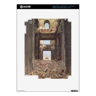 The Ruins of the Tuileries, 1871 Skins For iPad 3