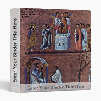 The Ruling Of The Pilatius By Meister Des Evangeli Binders