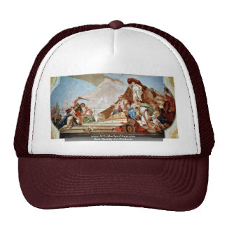 The Ruling Of The Solomon Mesh Hats