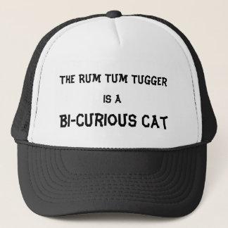 The Rum Tum Tugger is a Bi-Curious Cat Trucker Hat